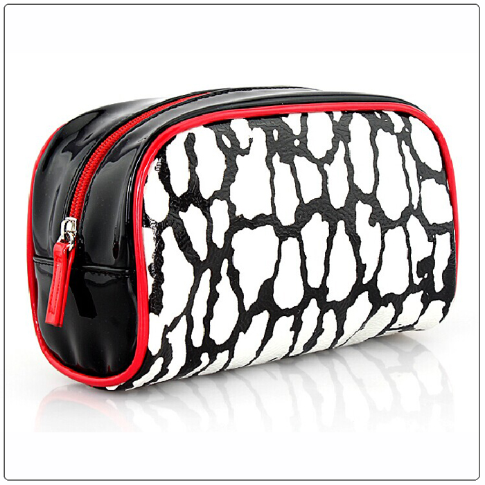 Stone Print Designed Cosmetic Case for Lady