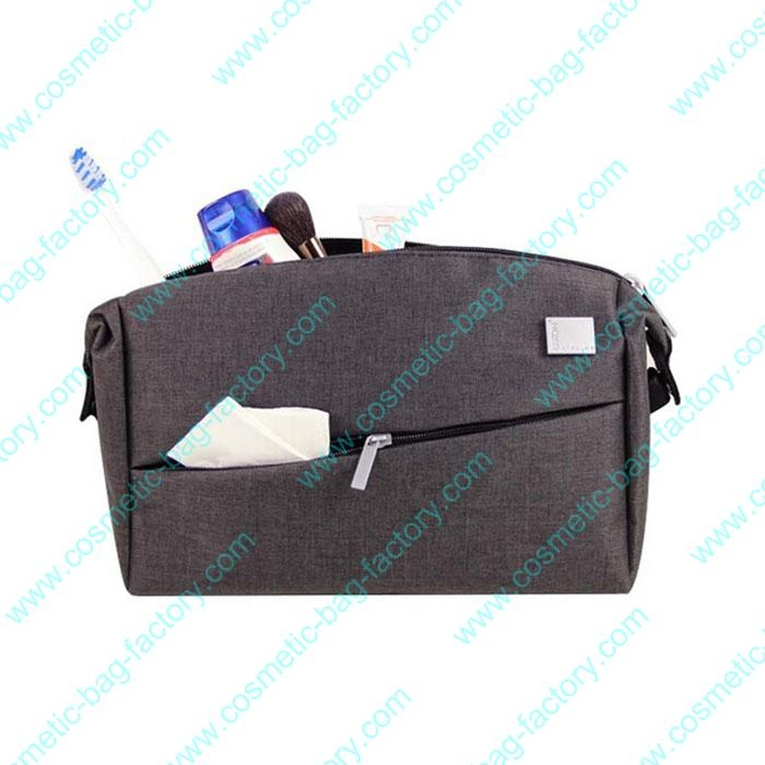 designer travel wash bag for men