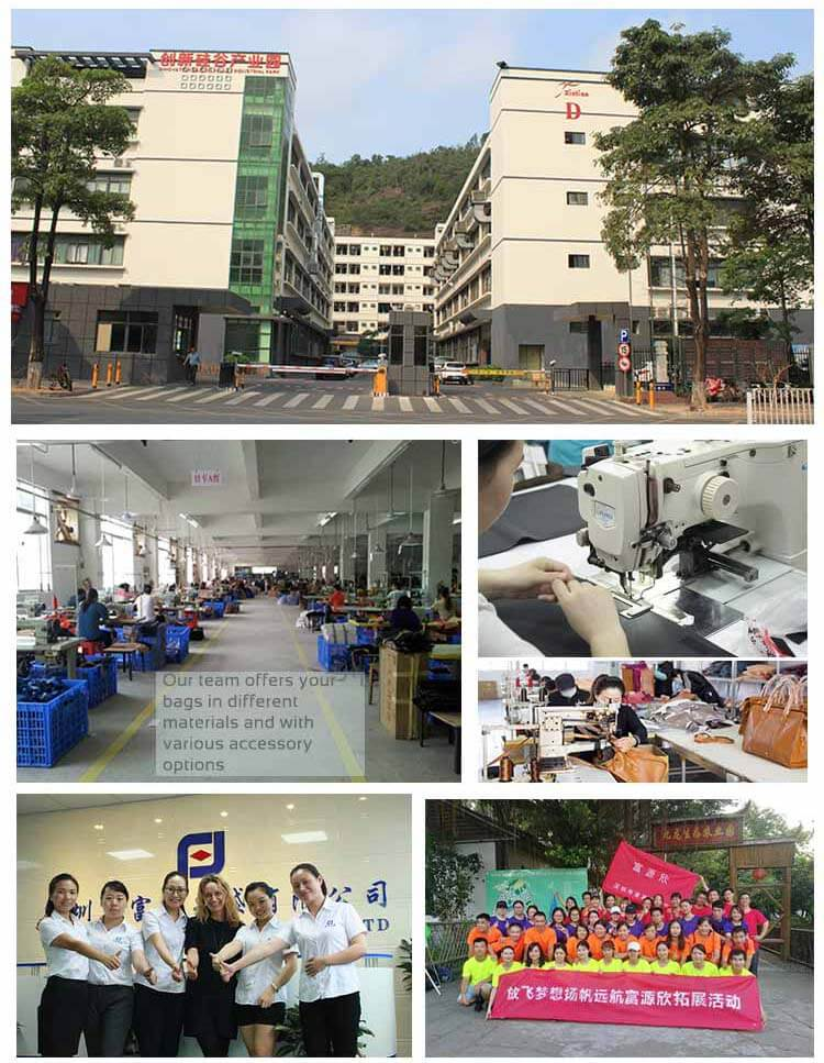 shenzhen cosmetic bag factory