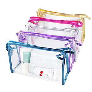 Wholesale travel clear pvc co...