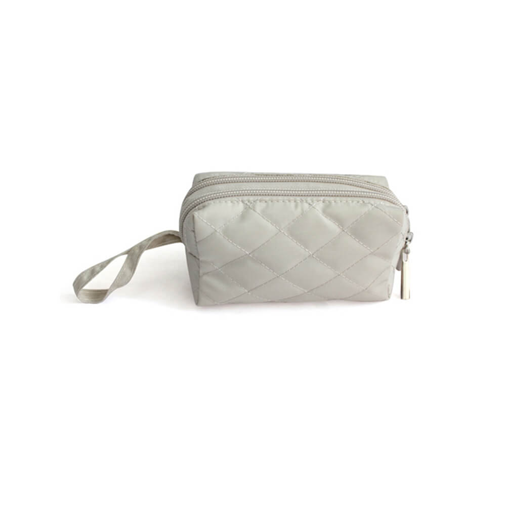 Wholesale quilted white nylo...